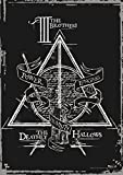 """Harry Potter – Deathly Hallows – The Three Brothers – Durable 17"""" x 24' MightyPrint Wall Art – NOT Made of Paper – Officially Licensed Collectible"""