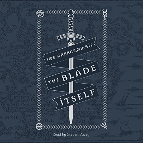 The Blade Itself     The First Law: Book One              Auteur(s):                                                                                                                                 Joe Abercrombie                               Narrateur(s):                                                                                                                                 Steven Pacey                      Durée: 22 h et 15 min     148 évaluations     Au global 4,7