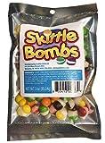 Skittle Bombs Freeze Dried Skittles, Aloha Edibles 3oz.