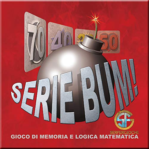 SERFER GIOCHI - Serie Bum! (tercera edición).