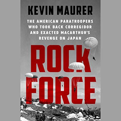Rock Force audiobook cover art