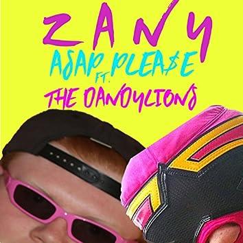 Zany (feat. The Dandylions)