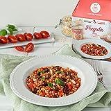 FREGULA SARDA My Cooking Box x2 Porzioni - Per una serata tra amici, una cena romantica o come idea regalo originale!