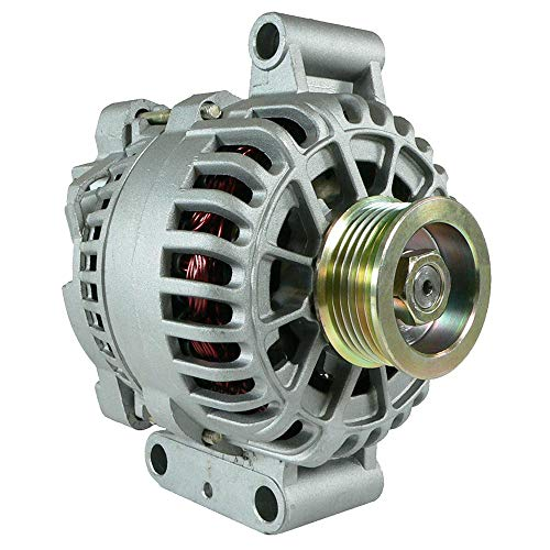 DB Electrical AFD0136 New Alternator For Ford F F150 F250 F350 Series Pickup 4.2L 4.2 05 06 07 08 2005 2006 2007 2008 5L3T-10300-BA 5L3T-10300-BB 5L3T-10300-BC 5L3Z-10346-BA 5L3Z-10346-BC 400-14078