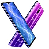 4G Telefoni Cellulari in Offerta, DUODUOGO S10 Android8.1 Smartphone Economici Dual SIM, 4GB RAM+64GB ROM 19:9 6,26'' Waterdrop Schermo, 4800 mAh Telecamera Doppia 12MP+5MP, Face ID