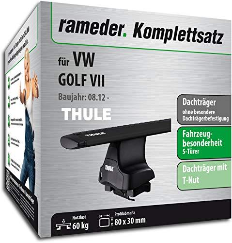 Rameder Dachträger für Golf 7 & Variant ohne Dachreling