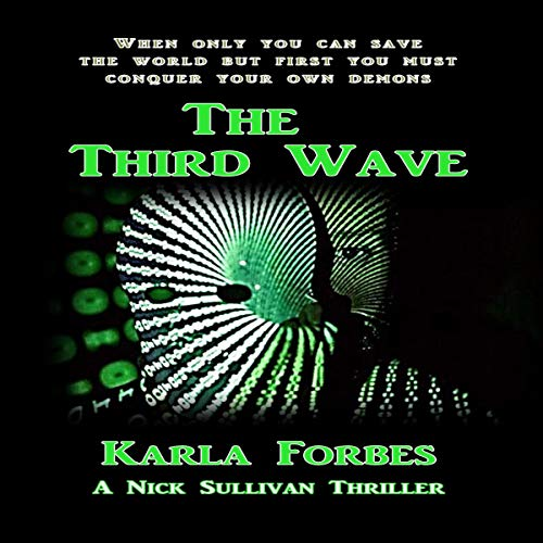 The Third Wave audiobook cover art