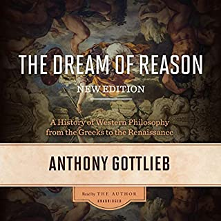 The Dream of Reason, New Edition audiobook cover art