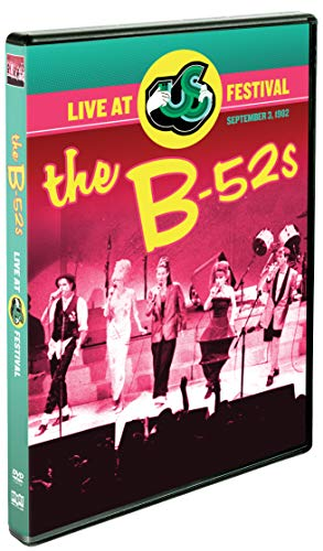 The B-52's: Live At Us Festival [DVD]