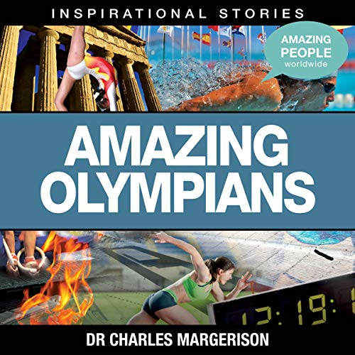 Amazing Olympians cover art
