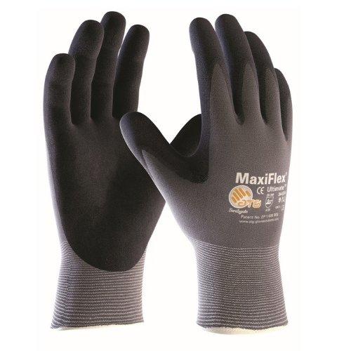 MaxiFlex 34-874 Paire de gants nylon à mailles 09