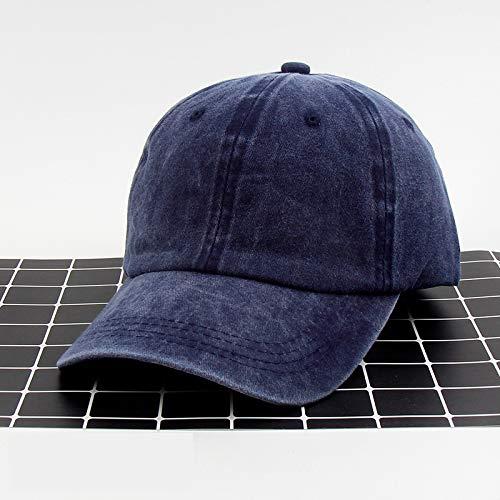 GUBO Sombrero de Copa Suave al Aire Libre Gorra con Visera Gorra de béisbol Sombrero de Vaquero Lavable para Correr Entrenamientos y Actividades al Aire Libre