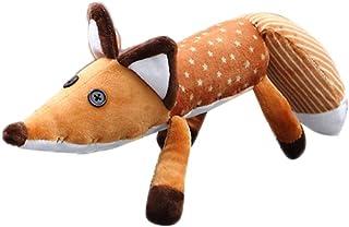 Beher The Little Fox Prince Plush Doll Stuffed Puppet for Children Birthday Graduation Education Toys