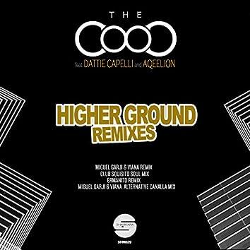 Higher Ground Remixes