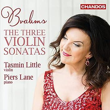 Brahms: The Three Violin Sonatas