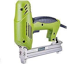 Clavadora eléctrica Brad, 1800W 220-240V 30pcs / min Pistola clavadora eléctrica Grapadora eléctrica Herramienta de pistola de clavos recta para madera, Adecuado para proyectos de bricolaje de corcho