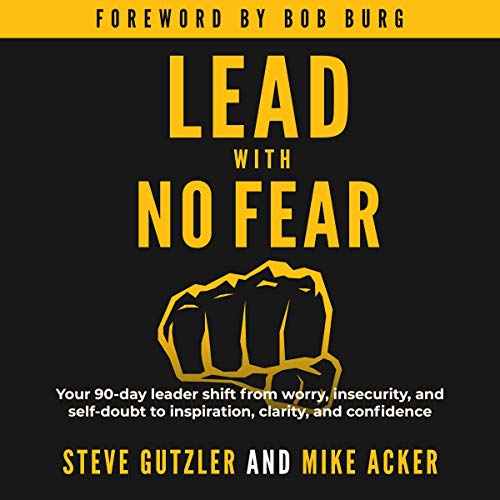 Couverture de Lead with No Fear