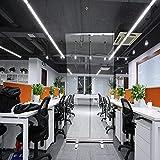 HKAFD Partitions - Protector antiestornudos para el suelo, transparente enrollable, para gimnasio, peluquería, oficina, restaurante (tamaño: 120 x 200 cm)