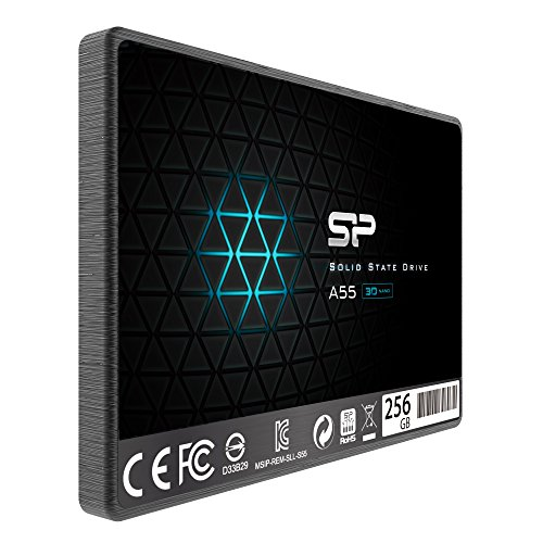 "Silicon Power Ace A55 256 GB 2.5"" Solid State Drive"