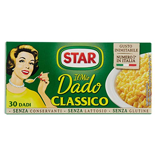 Star Il Mio Dado Classico, 30 Pezzi