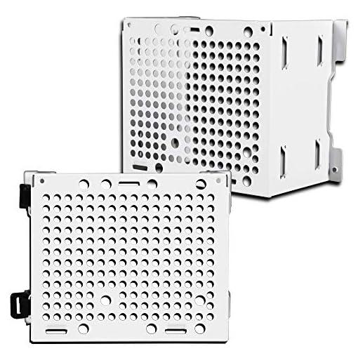 Cooler Master NR200 Caja Mini-ITX de Factor de Forma pequeño SFF Blanco con Panel ventilado, GPU de Triple Ranura, sin… 16