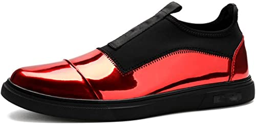 zapatos De Hombre Casual Trendy British Wearable Cómodo Y Ligero En Foot