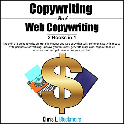 Copywriting and Web Copywriting: 2 books in 1 Titelbild
