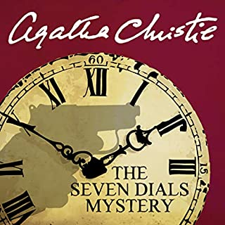 The Seven Dials Mystery cover art