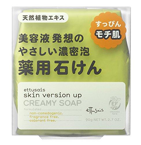 [Quasi-drugs] Eteyuse medicinale huid versie up romige zeep 90g