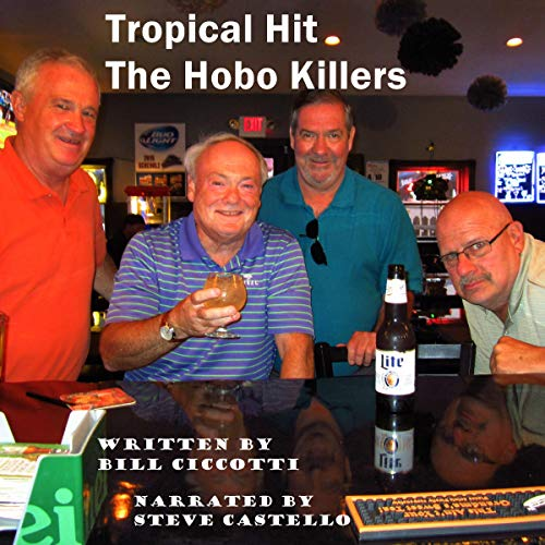 Tropical Hit audiobook cover art