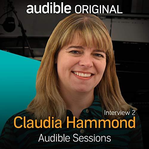 Claudia Hammond - November 2019 audiobook cover art