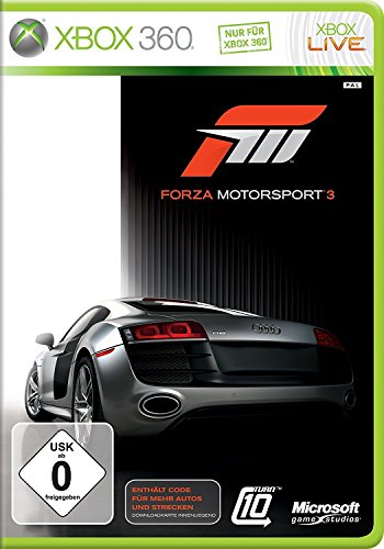 Forza Motorsport 3 OEM (Xbox 360)
