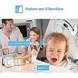 Zoom IMG-2 kyg baby monitor wireless audio