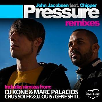 Pressure (Remixes)