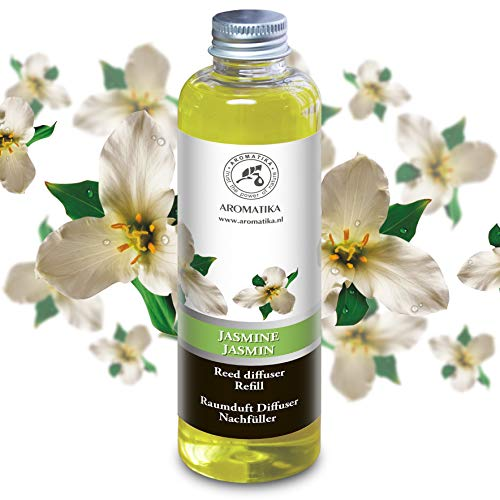 Recambio de difusor Jazmín 200ml - Aceite Esencial Puro & Natural Jaz