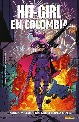 Hit-Girl en Colombia (Producto especial)