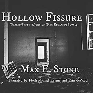 Hollow Fissure: Warren/Bennett/Johnson: New England, Book 4 audiobook cover art