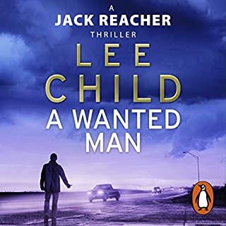A Wanted Man     Jack Reacher 17              By:                                                                                                                                 Lee Child                               Narrated by:                                                                                                                                 Jeff Harding                      Length: 11 hrs and 47 mins     1,308 ratings     Overall 4.5