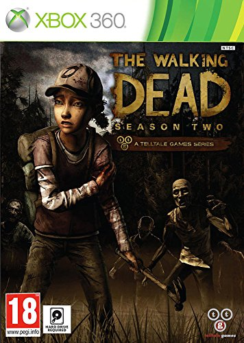Telltale Games The Walking Dead: Season Two, Xbox 360 Basic Xbox 360 Inglese videogioco