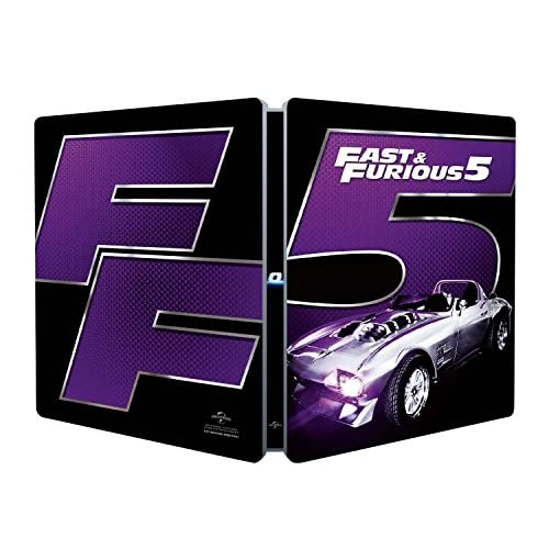 Fast And Furious 5 (Steelbook)