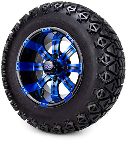 Tempest Golf Cart Wheels and Tires