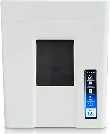 $221 Get WHJ@ 6-Page Cross-Cut Paper and Credit Card Home Office Shredder Mute Commercial Office Supplies File Shredder High Power