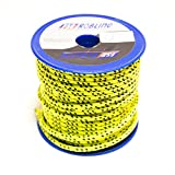 FSE Robline 1/8in 3mm Orion 500 Rope - Yellow - 49ft Mini Reel
