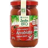 Jardin Bio - Arrabiata Sauce Von Bio 200G - Packung mit 5
