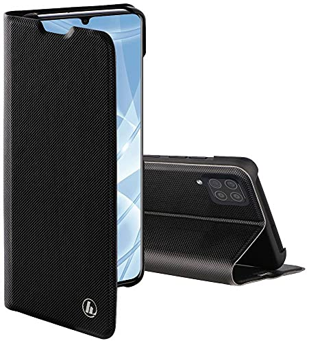 Preisvergleich Produktbild Hama Booklet Slim Pro Booklet Samsung Galaxy A12 Schwarz