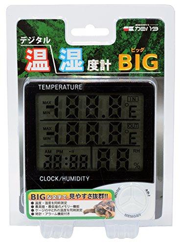 カミハタ デジタル温湿度計 BIG
