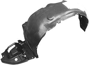 KA LEGEND Front Driver Left Side Fender Liner Inner Panel Splash Guard Shield for Corolla 2014-2016 5387602480 TO1248178