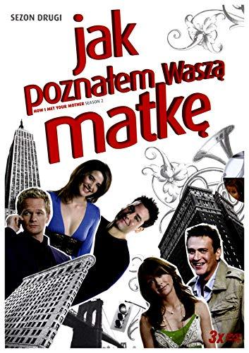 How I Met Your Mother (BOX) [Region 2] (IMPORT) (Keine deutsche Version)