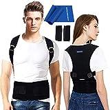 Back Brace Posture Corrector for Men - Medical Posture Brace...