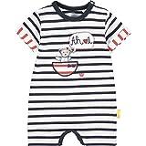 Steiff Baby-Mädchen Strampler Nachthemd, Navy, 068